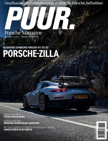 PUUR Porsche Magazine 5, iOS & Android  magazine
