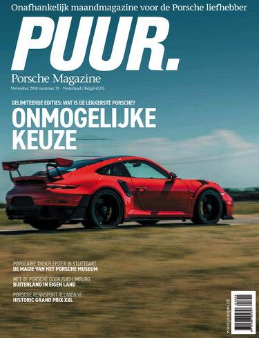 PUUR Porsche Magazine 11, iOS & Android  magazine