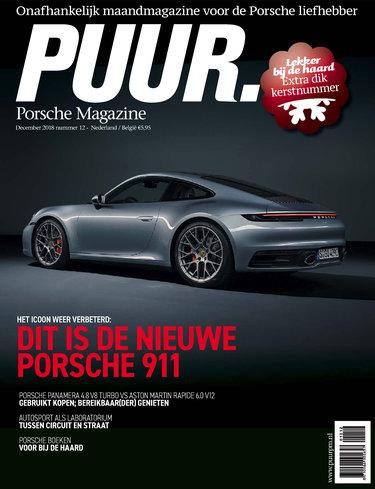 PUUR Porsche Magazine 12, iOS & Android  magazine