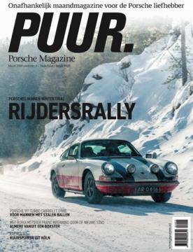 PUUR Porsche Magazine 3, iOS & Android  magazine