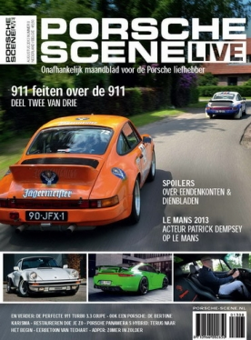 PUUR Porsche Magazine 8, iOS & Android  magazine