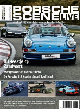 PUUR Porsche Magazine 10, iOS & Android  magazine