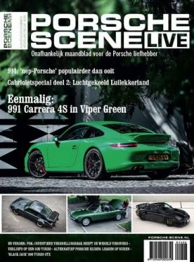 PUUR Porsche Magazine 8, iOS, Android & Windows 10 magazine