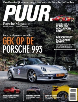 PUUR Porsche Magazine 4, iOS, Android & Windows 10 magazine