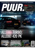 PUUR Porsche Magazine 4, iOS, Android & Windows 10 magazine