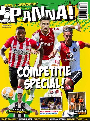 Panna! 35, iOS & Android  magazine