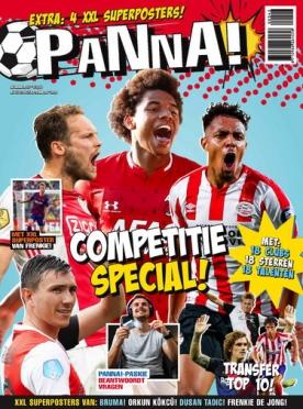Panna! 43, iOS & Android  magazine