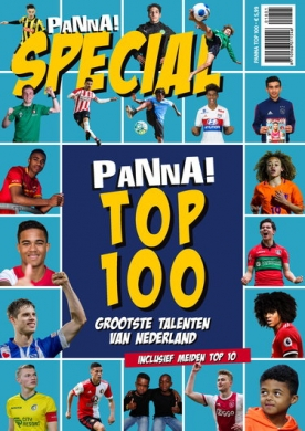 Panna! special 1, iOS & Android  magazine