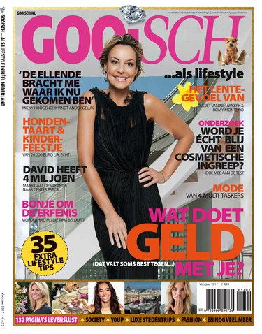 GOOISCH 19, iOS & Android  magazine