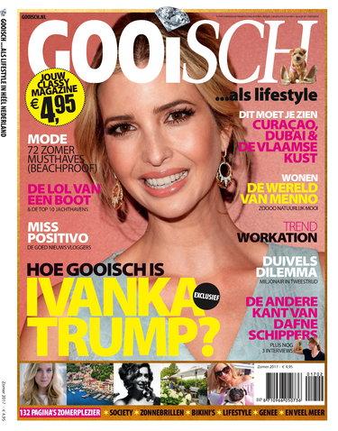 GOOISCH 20, iOS & Android  magazine
