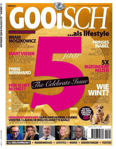GOOISCH 21, iOS & Android  magazine