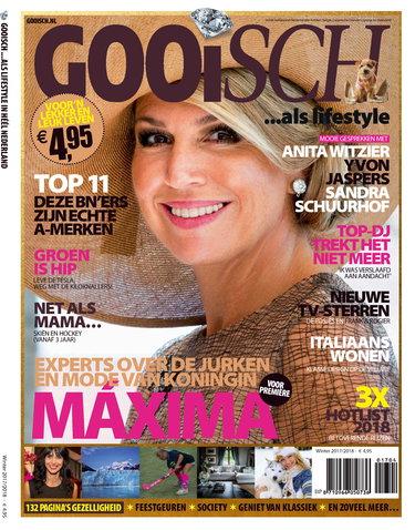 GOOISCH 22, iOS & Android  magazine