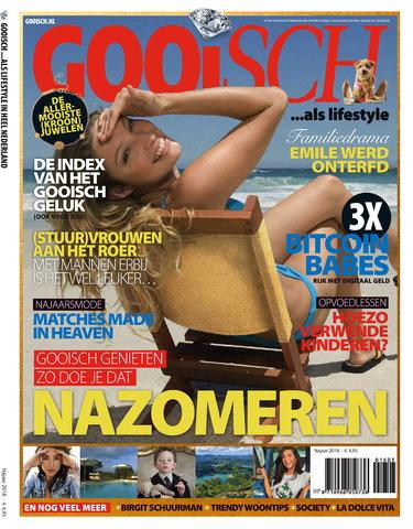 GOOISCH 25, iOS & Android  magazine