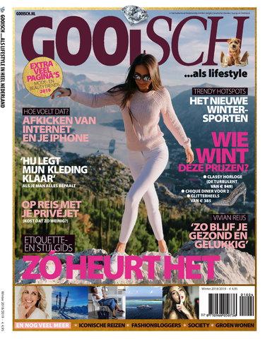 GOOISCH 26, iOS & Android  magazine