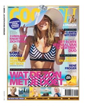 GOOISCH 28, iOS & Android  magazine