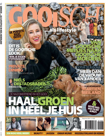 GOOISCH 29, iOS & Android  magazine