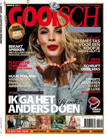 GOOISCH 30, iOS & Android  magazine