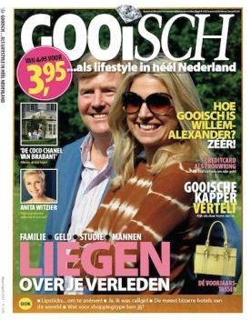 GOOISCH 3, iOS & Android  magazine