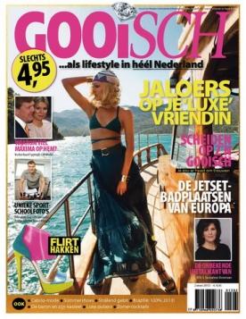 GOOISCH 4, iOS & Android  magazine
