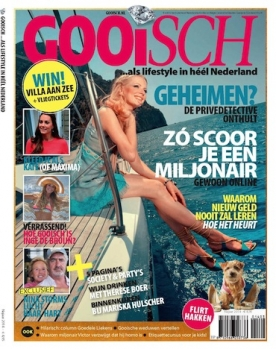 GOOISCH 9, iOS, Android & Windows 10 magazine