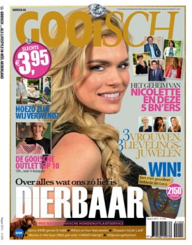 GOOISCH 13, iOS, Android & Windows 10 magazine