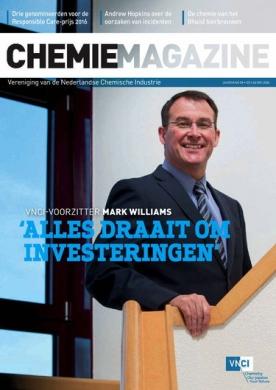 Chemiemagazine 5, iOS & Android  magazine