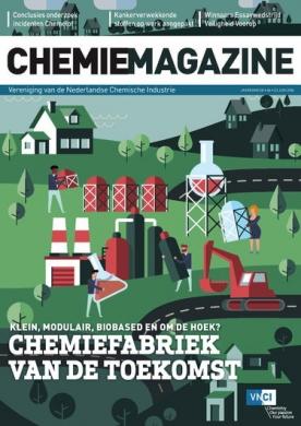 Chemiemagazine 6, iOS, Android & Windows 10 magazine