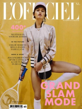 L'Officiel NL 72, iOS, Android & Windows 10 magazine