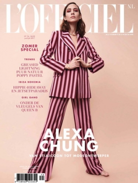 L'Officiel NL 74, iOS, Android & Windows 10 magazine