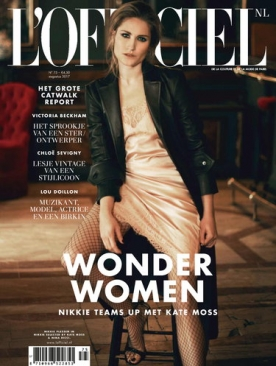 L'Officiel NL 75, iOS, Android & Windows 10 magazine