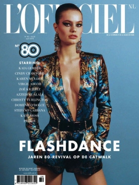 L'Officiel NL 80, iOS & Android  magazine