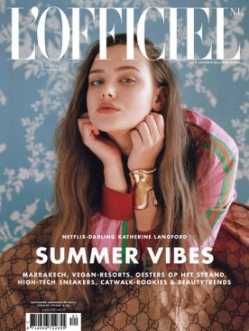 L'Officiel NL 82, iOS & Android  magazine