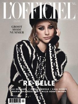 L'Officiel NL 83, iOS, Android & Windows 10 magazine