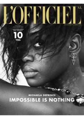 L'Officiel NL 84, iOS & Android  magazine