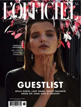 L'Officiel NL 85, iOS & Android  magazine