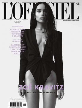 L'Officiel NL 86, iOS & Android  magazine