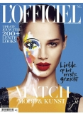 L'Officiel NL 47, iOS, Android & Windows 10 magazine