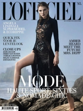 L'Officiel NL 48, iOS & Android  magazine