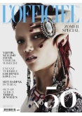 L'Officiel NL 50, iOS, Android & Windows 10 magazine