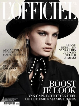L'Officiel NL 51, iOS, Android & Windows 10 magazine