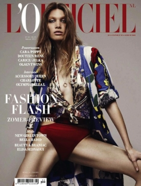 L'Officiel NL 55, iOS & Android  magazine