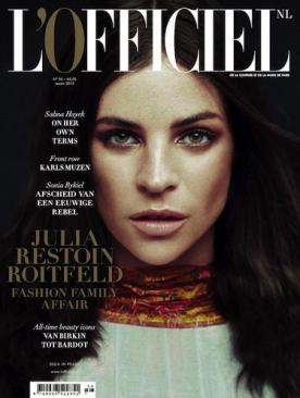 L'Officiel NL 56, iOS & Android  magazine