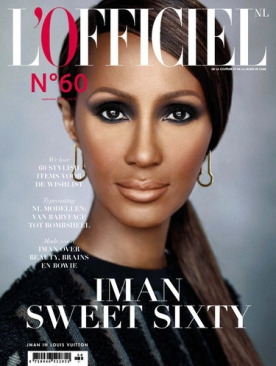 L'Officiel NL 60, iOS & Android  magazine