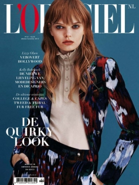 L'Officiel NL 61, iOS & Android  magazine