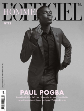 L'Officiel Homme NL 12, iOS & Android  magazine