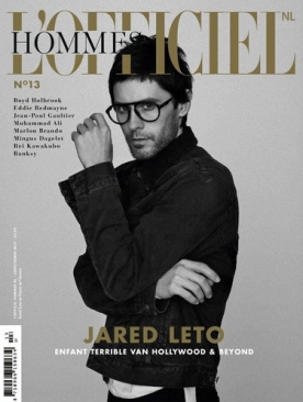 L'Officiel Homme NL 13, iOS & Android  magazine