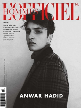 L'Officiel Homme NL 14, iOS & Android  magazine