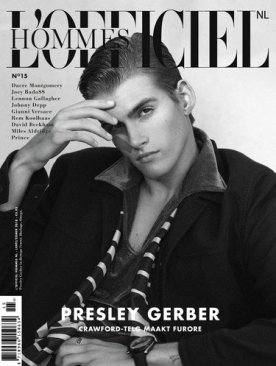 L'Officiel Homme NL 15, iOS & Android  magazine