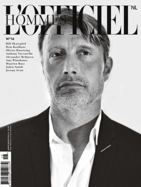 L'Officiel Homme NL 16, iOS, Android & Windows 10 magazine