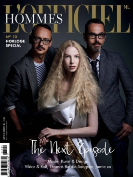 L'Officiel Homme NL 10, iOS, Android & Windows 10 magazine